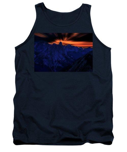 Mount Doom Tank Top
