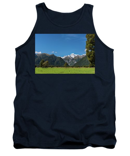 Tank Top featuring the photograph Mountain Landscape by Gary Eason