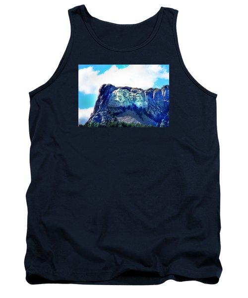 Mt. Rushmore - Presidents Tank Top