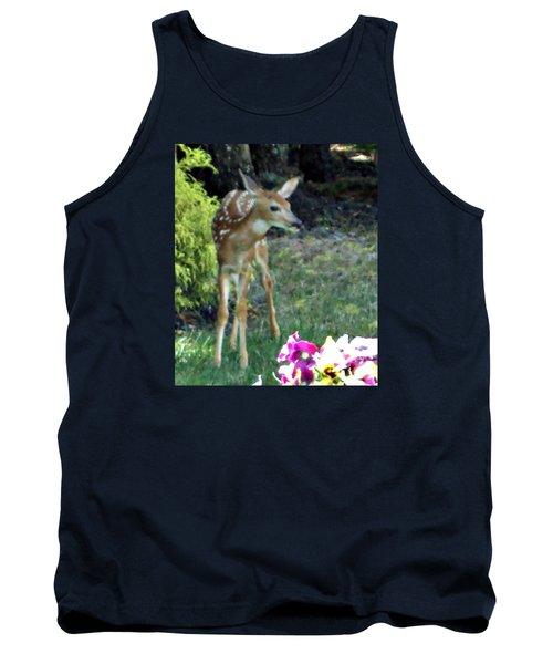 My Deer Friend...... Tank Top