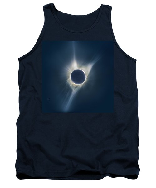 Mystic Eclipse  Tank Top