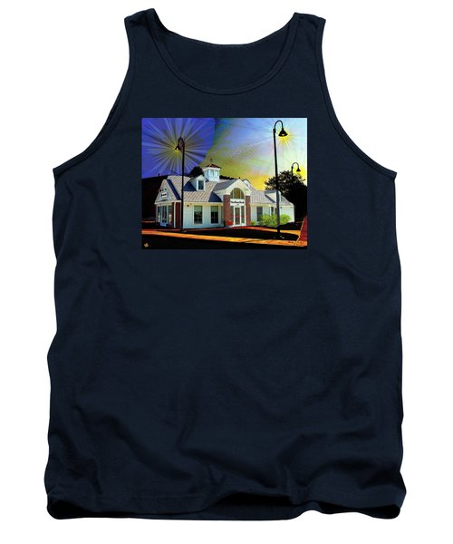 Needham Bank Ashland Ma Tank Top