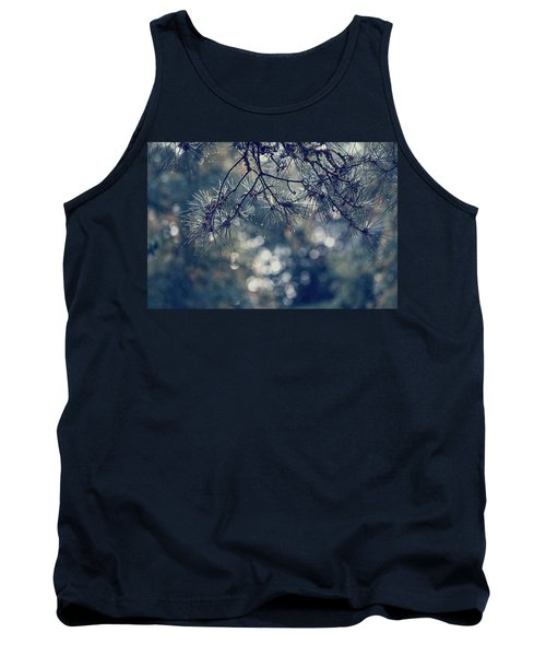 Needles N Droplets Tank Top
