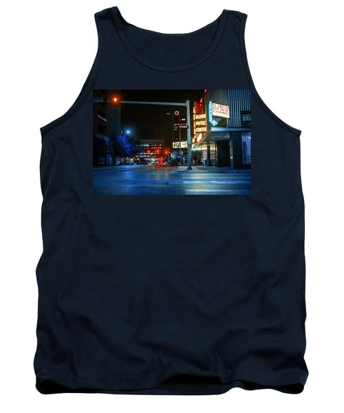 Never The Right Time Tank Top