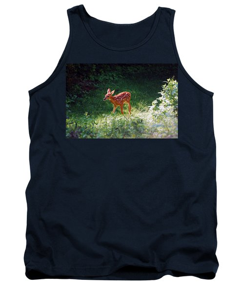 New Backyard Visitor Tank Top