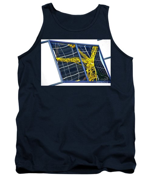 New Orleans Louisiana 5 Tank Top