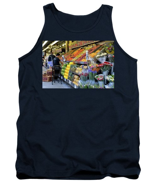 New York, New York 21 Tank Top