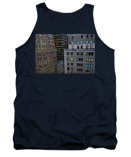 New York Windows Tank Top
