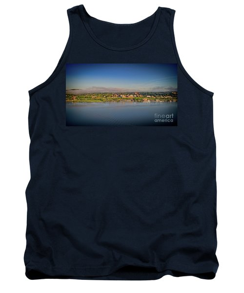 Newburgh, Ny From The Hudson River Tank Top