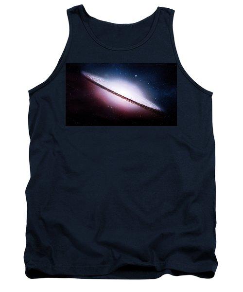 Ngc 2035 Magellanic Cloud Galaxy Tank Top