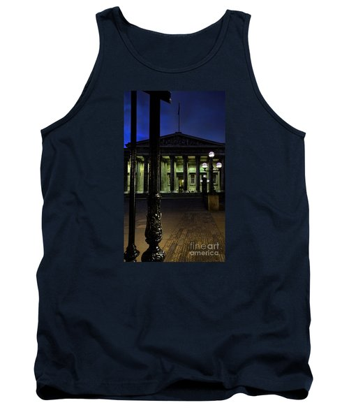 Night At The Museum Tank Top
