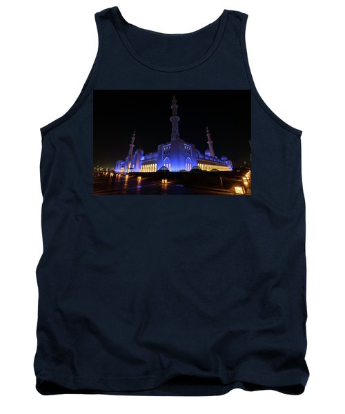 Night Light Tank Top