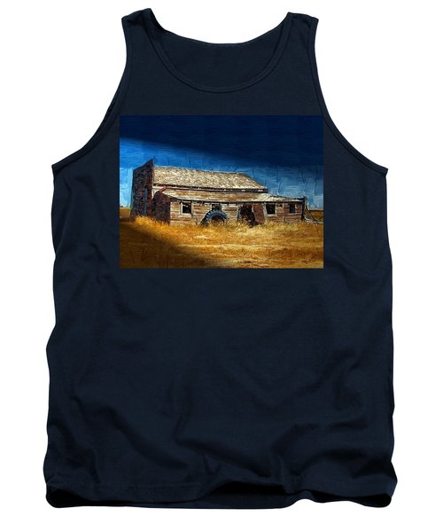 Night Shift Tank Top
