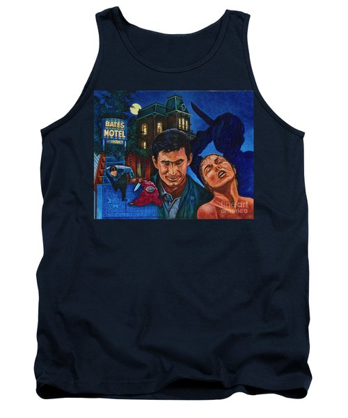 Norman Tank Top by Michael Frank