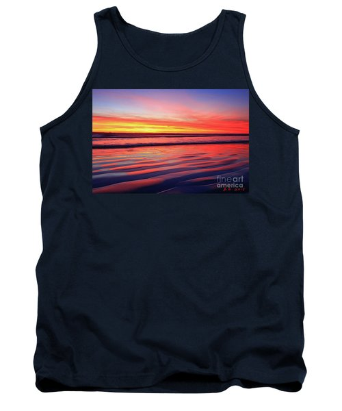North County Sand Ripples Tank Top