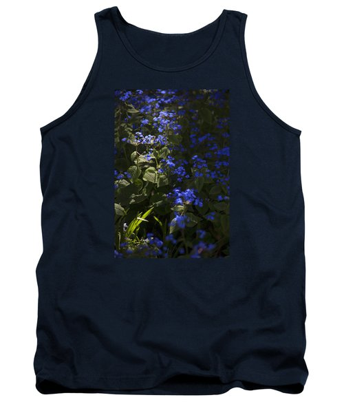 Not A Chance Of Forgetting Tank Top by Morris  McClung