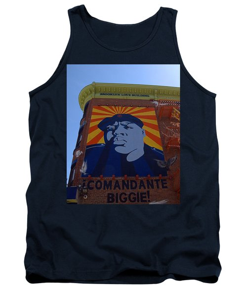 Notorious B.i.g. I I Tank Top
