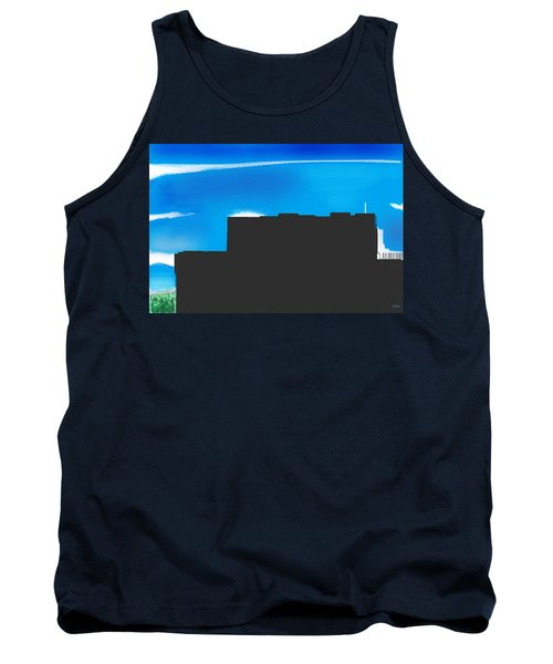 Obstructed View Tank Top