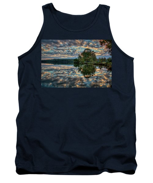 Tank Top featuring the photograph October Skies by Douglas Stucky