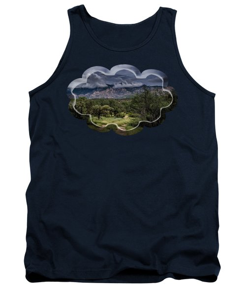 Odyssey Into Clouds Tank Top by Mark Myhaver
