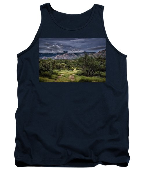 Odyssey Into Clouds Tank Top