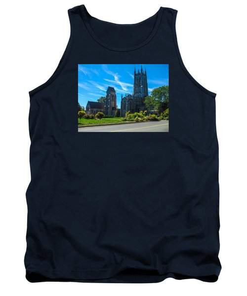 Old Beauty Of History  Tank Top