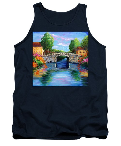 On The Other Side Of The Bridge Tank Top