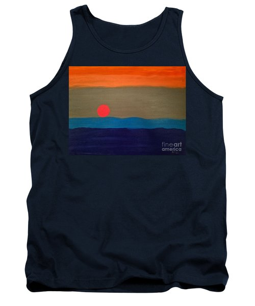 One Moment Tank Top