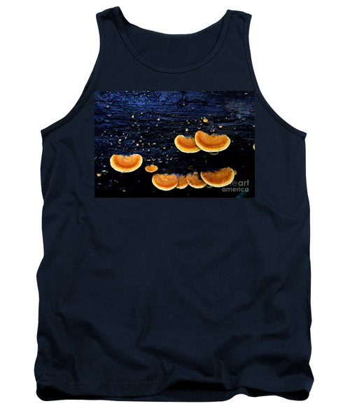 Orange Tree Fungus Tank Top