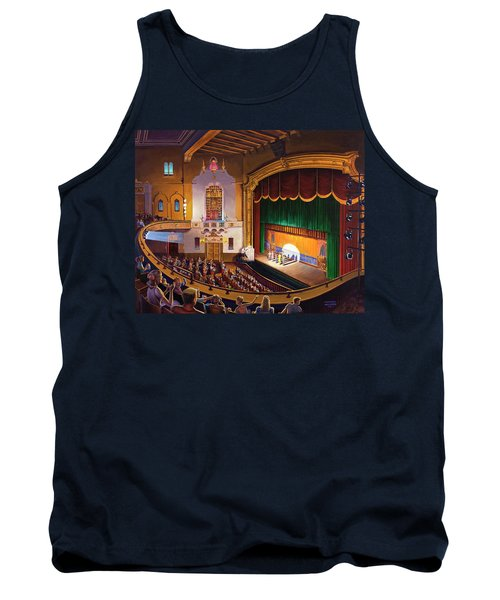 Organ Club - Jefferson Tank Top