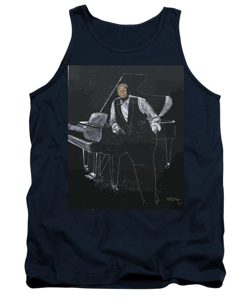 Oscar Peterson Tank Top
