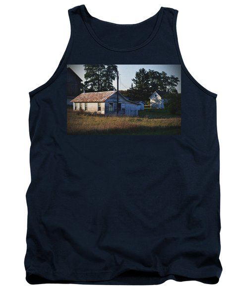 Out Building Tank Top