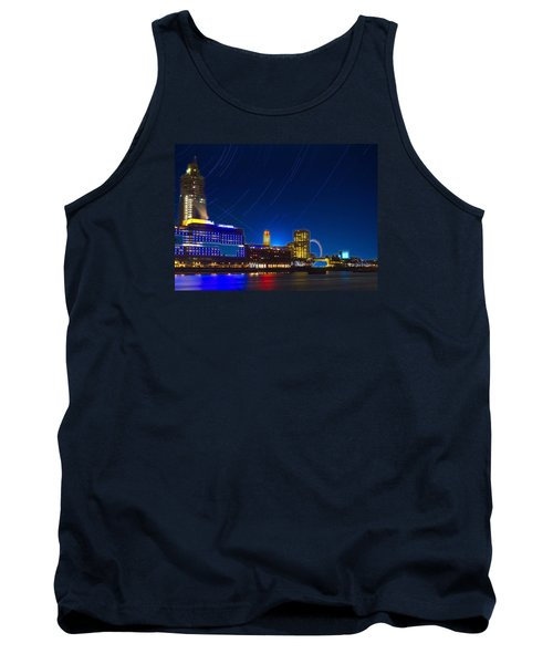 Oxo Tower Star Trails Tank Top