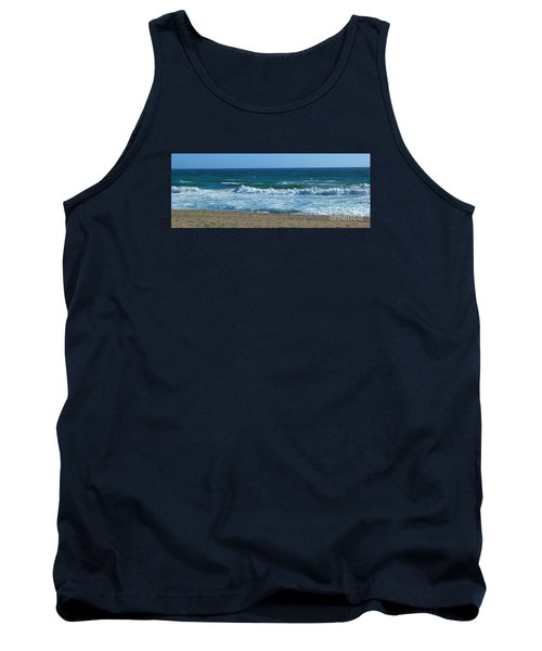Pacific Ocean - Malibu Tank Top