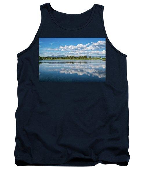 Pagosa Summer Reflections Tank Top