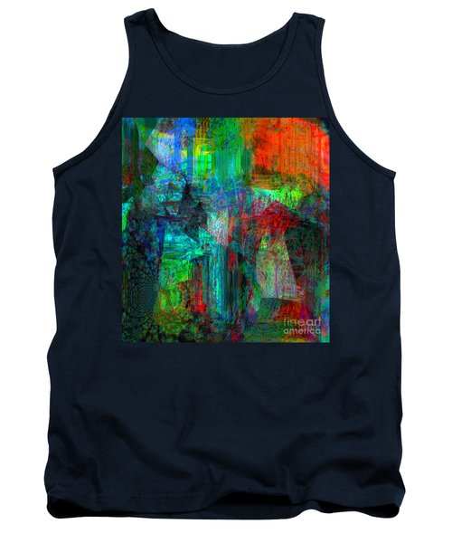 Pain Is Universal Tank Top