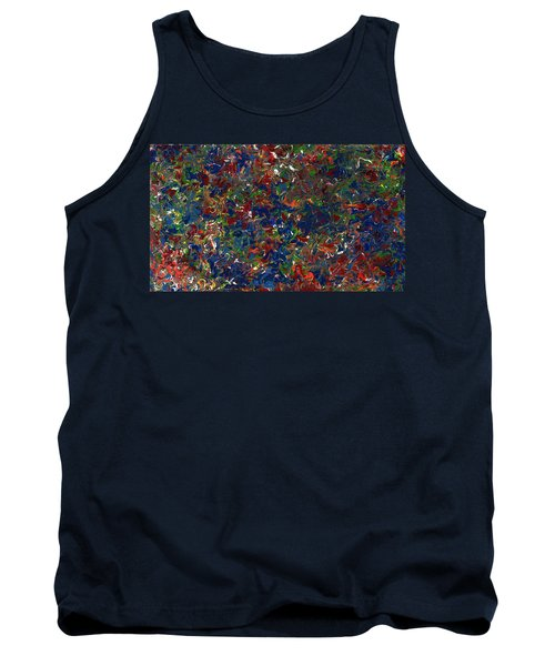 Paint Number 1 Tank Top