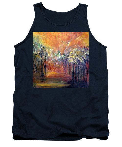 Palm Passage Tank Top