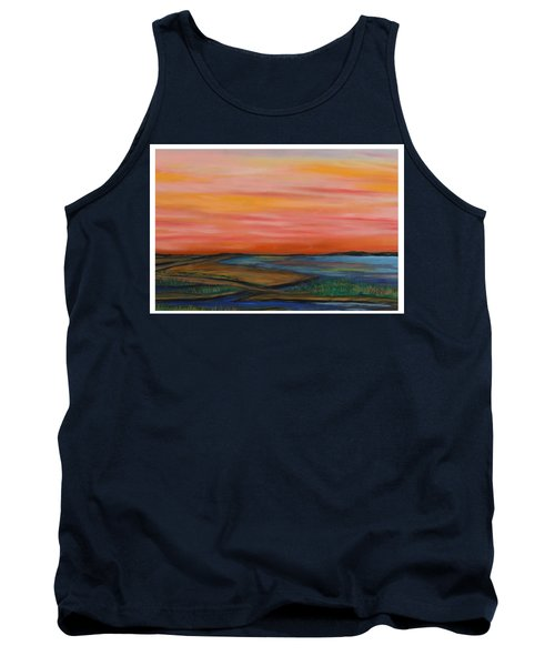 Path To Peace Tank Top