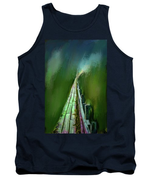 Path To The Unknown #h5 Tank Top