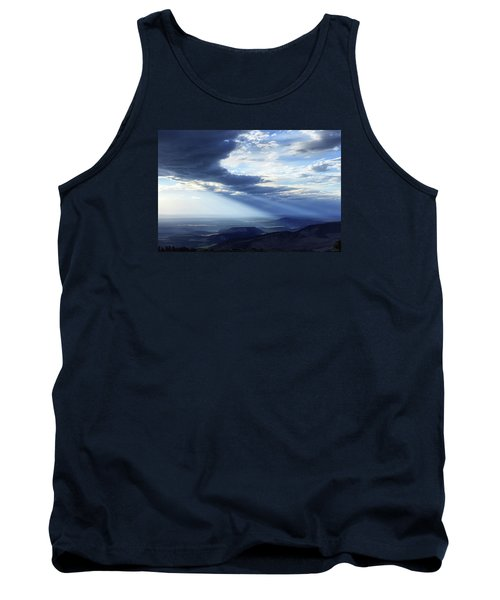 Peace In The Valley Tank Top by Rick Furmanek