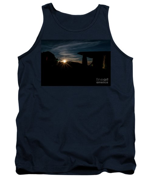 Peaceful Moment II Tank Top