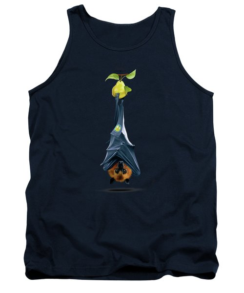 Peared Wordless Tank Top by Rob Snow