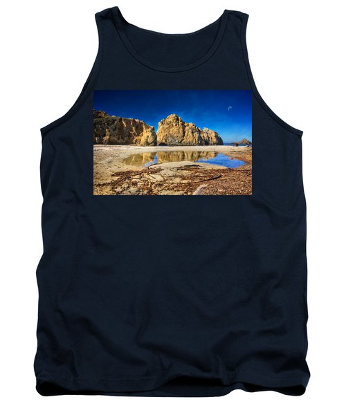 Tank Top featuring the photograph Pheiffer Beach - Keyhole Rock #16 - Big Sur, Ca by Jennifer Rondinelli Reilly - Fine Art Photography