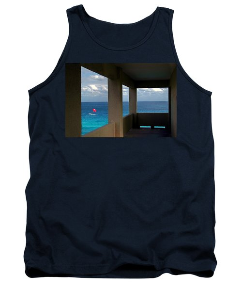 Picture Windows Tank Top