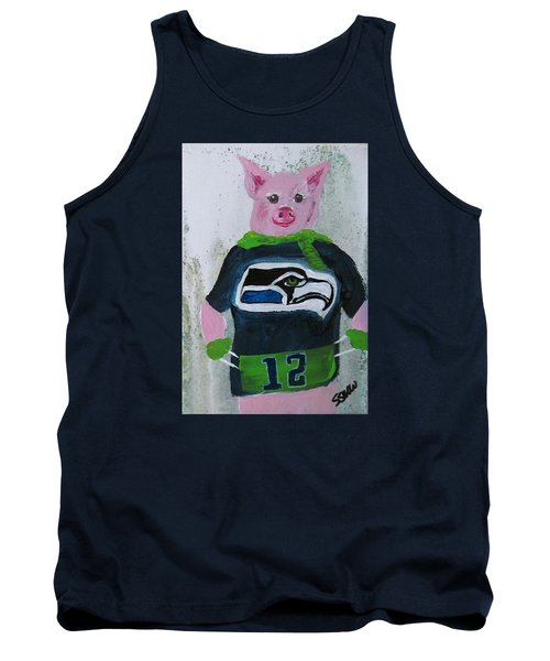 Piglets Day Out Tank Top