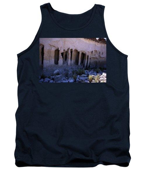 Pillars And Caves, Crowley Lake Tank Top