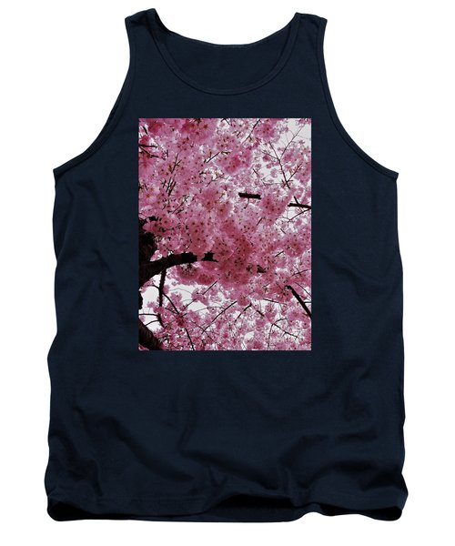 Pink Canopy Tank Top