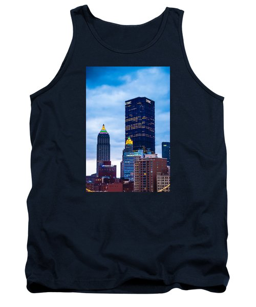 Pittsburgh - 7012 Tank Top by G L Sarti