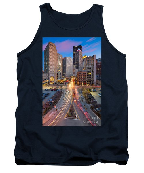 Pittsburgh Cultural District Tank Top